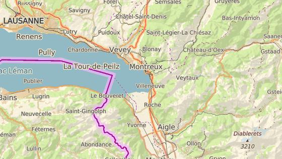 Chandolin, Švýcarsko
