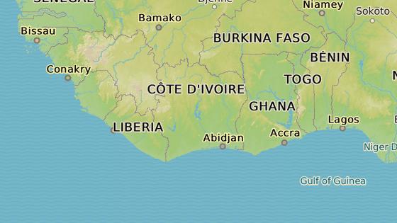 Pobřeží slonoviny je největším světovým producentem kakaa