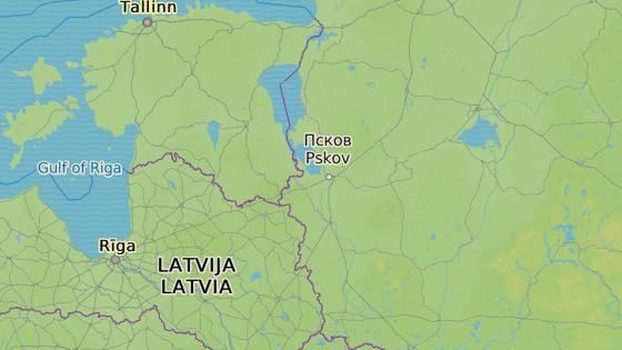 Baruta, Rusko