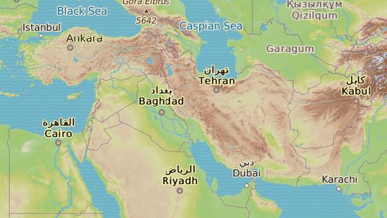 Semirom, Írán