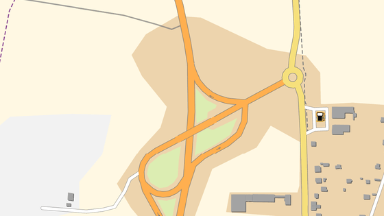 Místo dopravní nehody na silnici I/37 směrem do Pardubic.