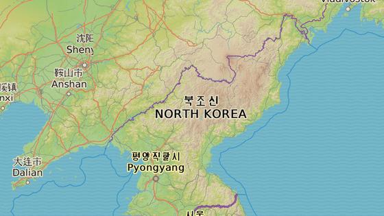 Pchunggje-ri, KLDR