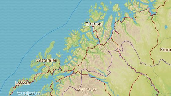 Andoya, Norsko