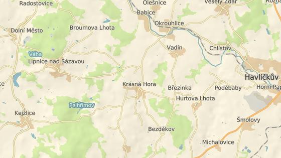 Nehoda se stala mezi Kejžlicemi a Dolním Městem.