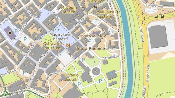 Pro případné bydlení budou Lauby velmi zajímavou adresou v centru Ostravy.