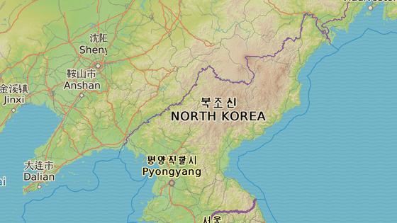 Město Tan-tung leží na samé hranici Číny a KLDR.