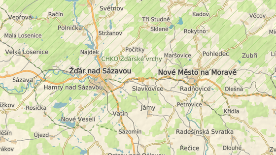 Nová průmyslová zóna vzniká na východním okraji města mezi Jamskou a Novoměstskou ulicí.