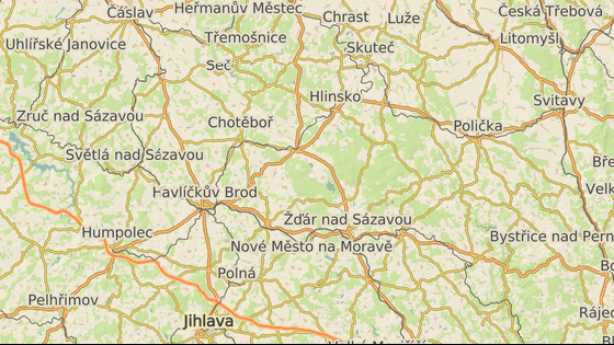 Národní přírodní rezervace Ransko leží jen kousek od Ždírce nad Doubravou.