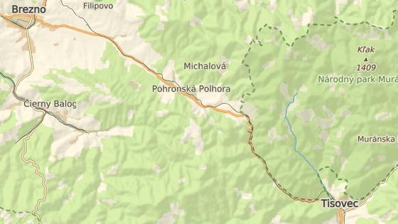 Zbojská je komunikačně významné sedlo v hřebeni Slovenského Rudohoří, kterým severojižně prochází silnice i železnice z Horehroní na Malohont