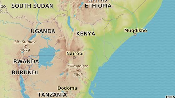 Nakuru, Keňa