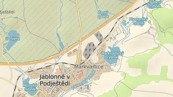 K nehodě došlo u Jablonného v Podještědí na křižovatce u Markvartic.