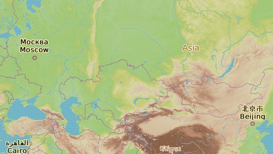 K explozi došlo ve vědeckém centru v Kolcovou, které leží 20 km od Novosibirsku v jihovýchodní části Sibiře. (17. září 2019)