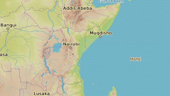 Africká Keňa je skvělou motorkářskou destinací.