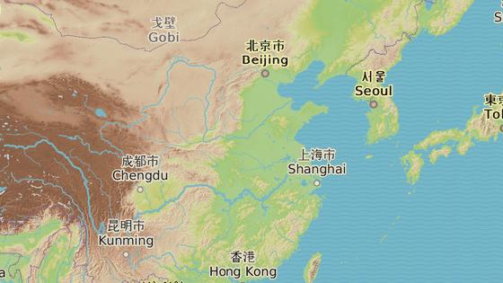 Chang-čou, Čína
