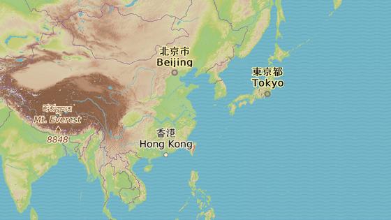 Severní Korea a ostrov Guam - obě území dělí 3500 kilometrů