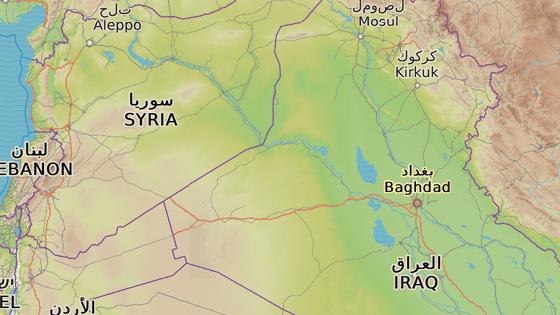 Poslední útočiště členů Islámského státu v Iráku bylo ve městě Ráva.