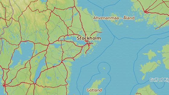 Botkyrka, Švédsko