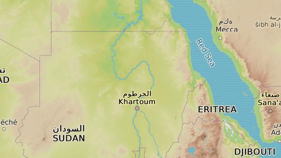 oblast Usli, Súdán