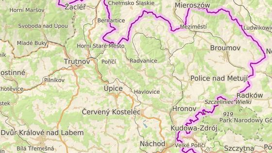 Do skal v Adršpachu míří tisíce turistů z Česka i Polska.