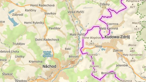 Přeložka má vést až za řekou poblíž hranice s Polskem.
