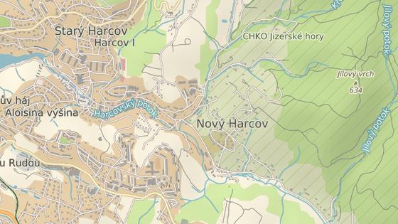 Žena byla naposledy spatřena u kostela v Harcově.