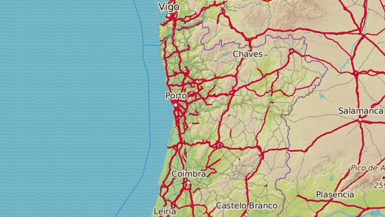 Aveiro v Portugalsku