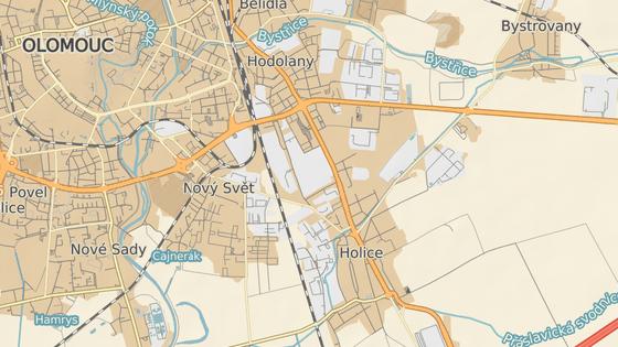 Řidič se v Olomouci řítil výpadovkou na Přerov rychlostí až 137 kilometrů v hodině.