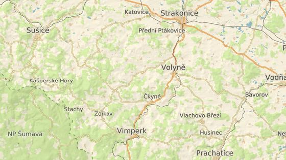 Pan Mašek žije v Úbislavi na Prachaticku.
