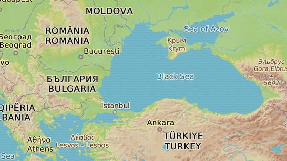 Na plavbu přes Černé moře se uprchlíci vydávají z Turecka