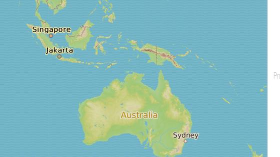 Ostrov Bougainville