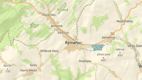 První nehoda se stala poblíž Janovic, druhá u Ondřejova.