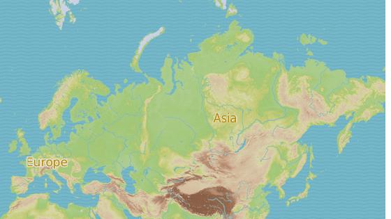 Norilsk, uzavřené město na Sibiři, leží za polárním kruhem