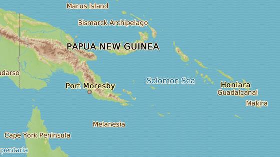 Guadalcanal, Šalamounovy ostrovy