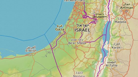 Město Rahat leží v izraelském Jižním Distriktu nedaleko Beer Ševy.
