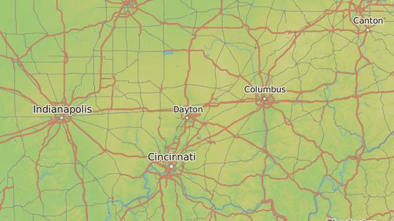 Dayton, Ohio, USA
