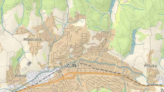 Nová okružní křižovatka vznikne v lokalitě Kocanda, kde je v současnosti točna trolejbusů číslo 6 a 8.