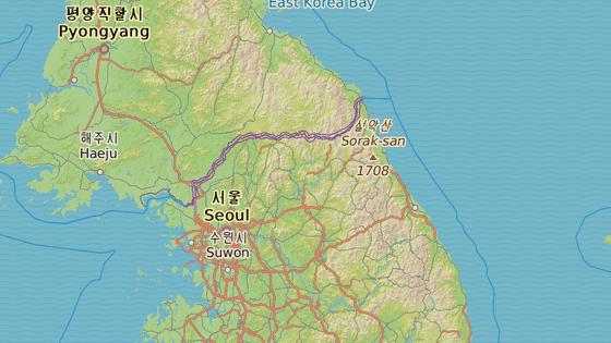 KLDR - Jižní Korea