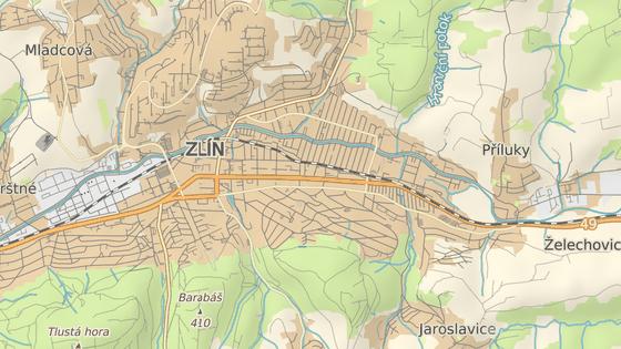 Dramatická událost se odehrála ve Zlíně na zastávce MHD Morýsovy domy.
