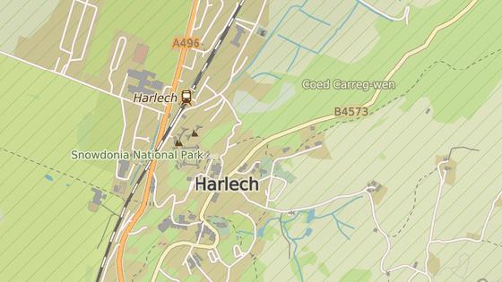Ffordd Pen Llech, Harlech,Wales