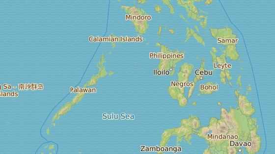 Palawan je jedním z tipů na nedotčenou přírodu a průzračnou vodu