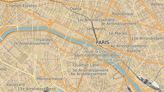 Notre Dame, Paříž