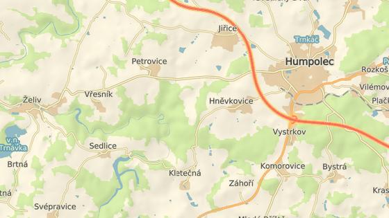 Film Soukromá vichřice se natáčel u jezu na říčce Želivce nedaleko Humpolce.