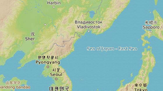 Hranice KLDR a Ruska