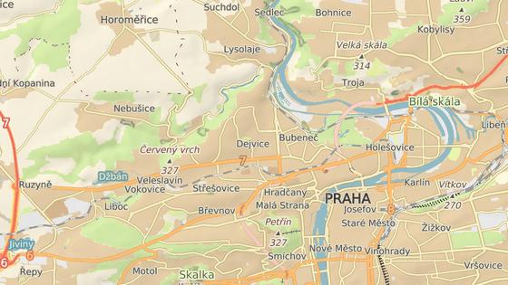 Tunelový komplex Blanka v Praze