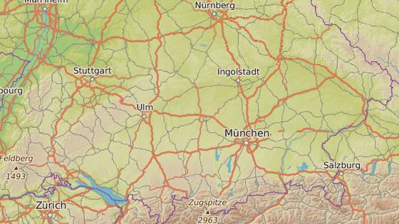Incident se odehrál ve městě Heidenheim