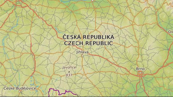 Místa na Vysočině, kde dělají uzavírky a dopravní omezení řidičům největší potíže. Silnice ze Žďáru na Ostrov na Oslavou (červeně), průtah Křižanovem (modrá), silnice I/19 v Přibyslavi (šedá), přeložka Rouštany - Pohled (zelená), úsek mezi Vilémovicemi a Leštinkou (oranžová), Kasárenská křižovatka (žlutá), Brněnský most v Jihlavě (hnědá), Bráfova třída v Třebíči (stříbrná) a centrum Moravský Budějovic (azurová).