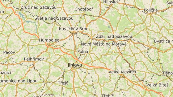 Větrné elektrárny chtěla firma stavět poblíž Brzkova a Polné na pomezí Havlíčkobrodska a Jihlavska.