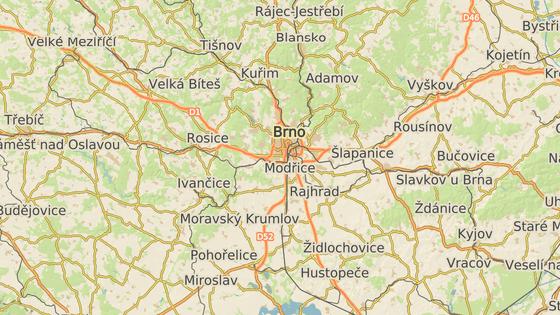 Na 190. kilometru D1 směr Olomouc. Nehoda omezila provoz na dálnici