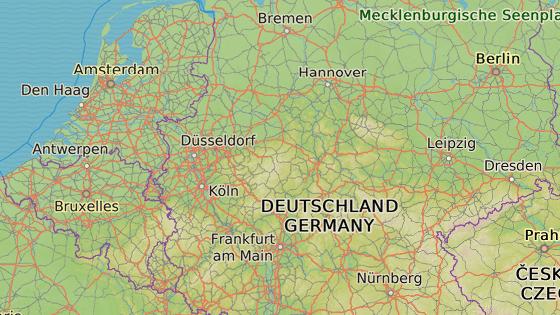 K přestupku došlo ve městě Viersen poblíž nizozemských hranic.