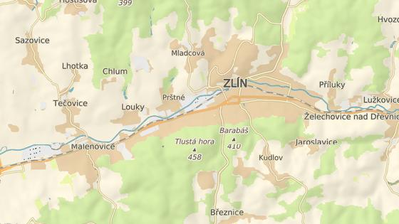 Tříletá dívenka se ocitla sama na nástupišti vlkaové zastávky ve Zlíně-Prštném. Její matka zůstala ve valku, který se rozjel do stanice Zlín-střed.